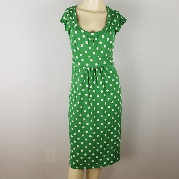 23d8392030f Boden Dresses   Skirts - Boden Casual polka dot casual dress sz 4L